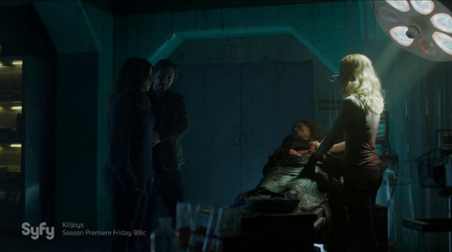 12 Monkeys -2x11- .Resurrection 10