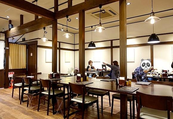日本史努比茶屋京都必吃錦市場10