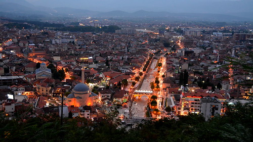Around the CORNERS: Prizren