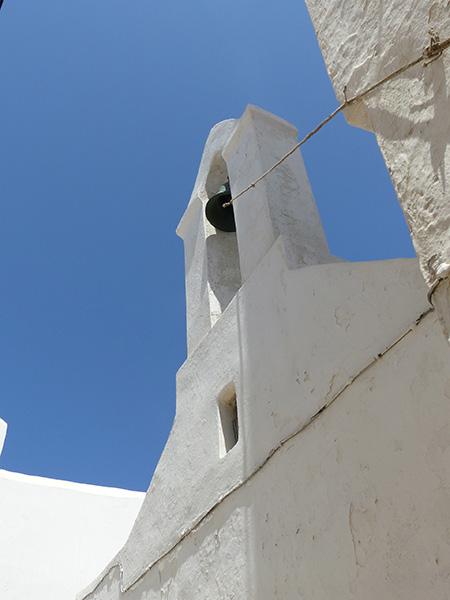 une cloche de la cathédrale
