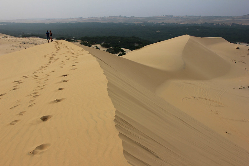White Dunes at Mui Ne