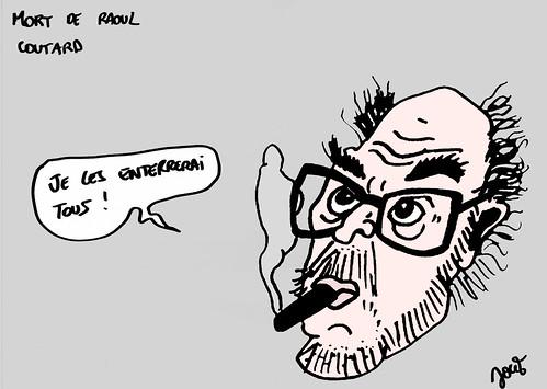 14_Raoul Coutard décès godard