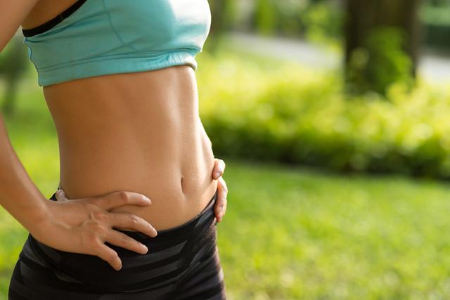 Fortalece tu abdomen