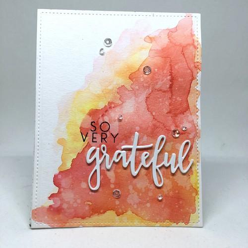 So Very Grateful