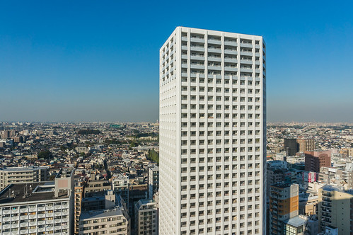 High-rise buildings are blocking the outlook