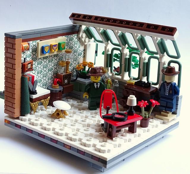 Detective's Workshop