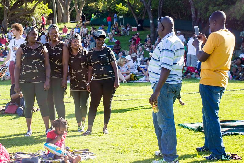 Jah Prayzah Concert at Kirstenbosch Gardens
