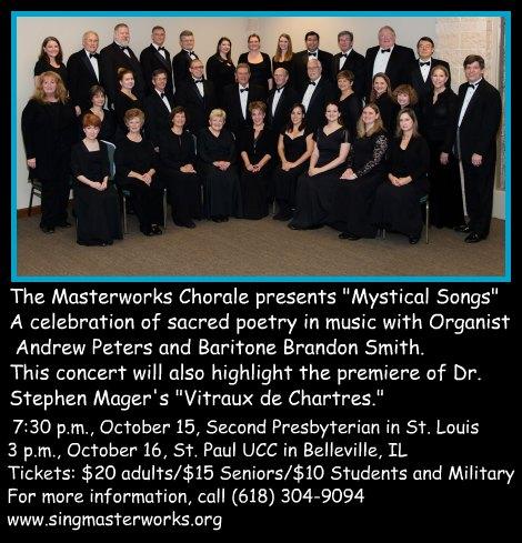 Masterworks Chorale 10-15, 10-16-16