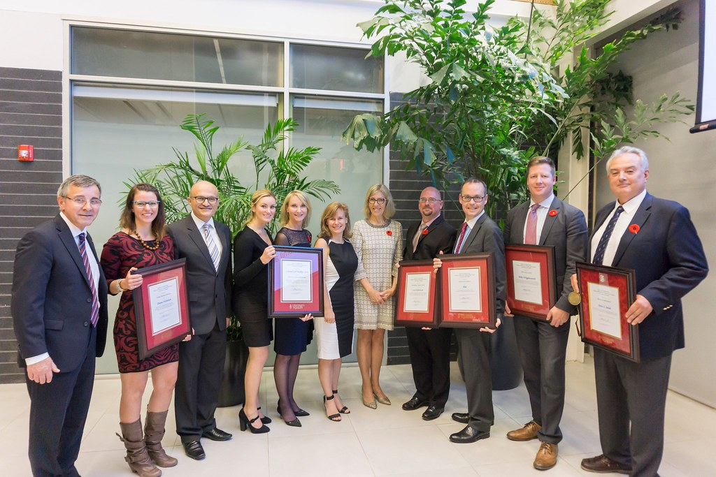 2016 SoE Alumni Honours & Awards