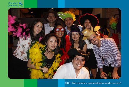 STANDARD CHARTERED BANK - Festa de Confraternização