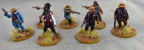 Dead Mans Hand - Lawmens