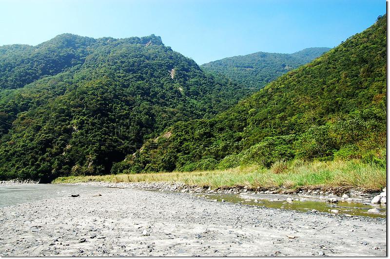 濁水溪河床 2