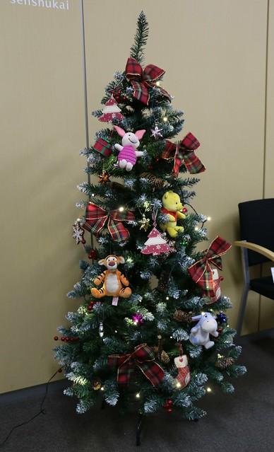 ディズニー クリスマスツリー 通販 千趣会 イイハナ