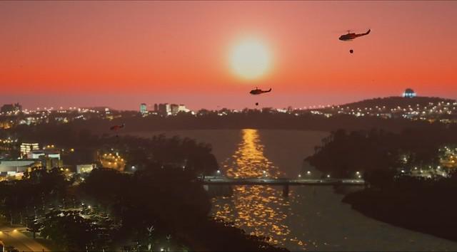 都市:スカイライン - 自然災害