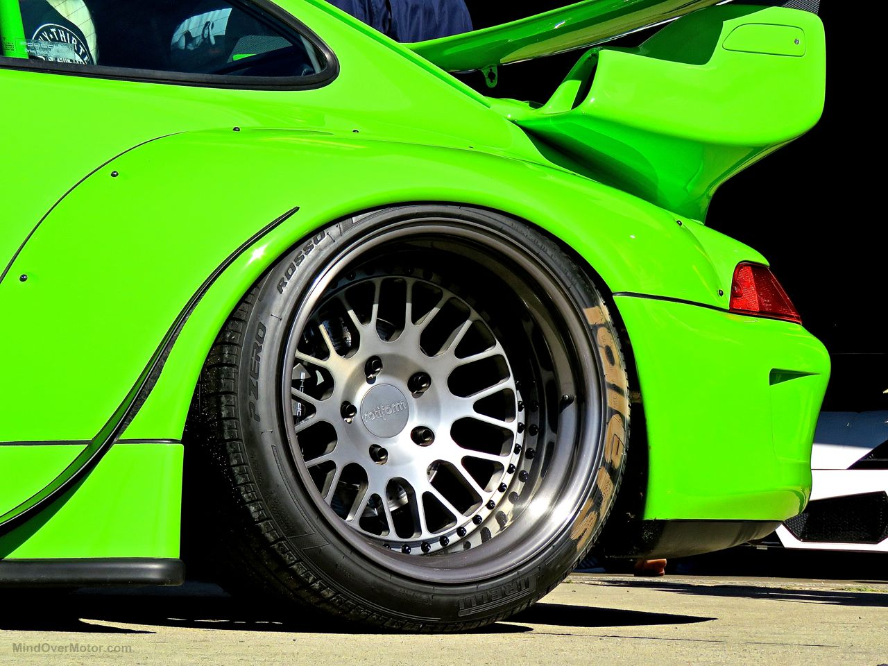 RWB Porsche 993 Philly 9