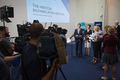Herston Biofabrication Launch