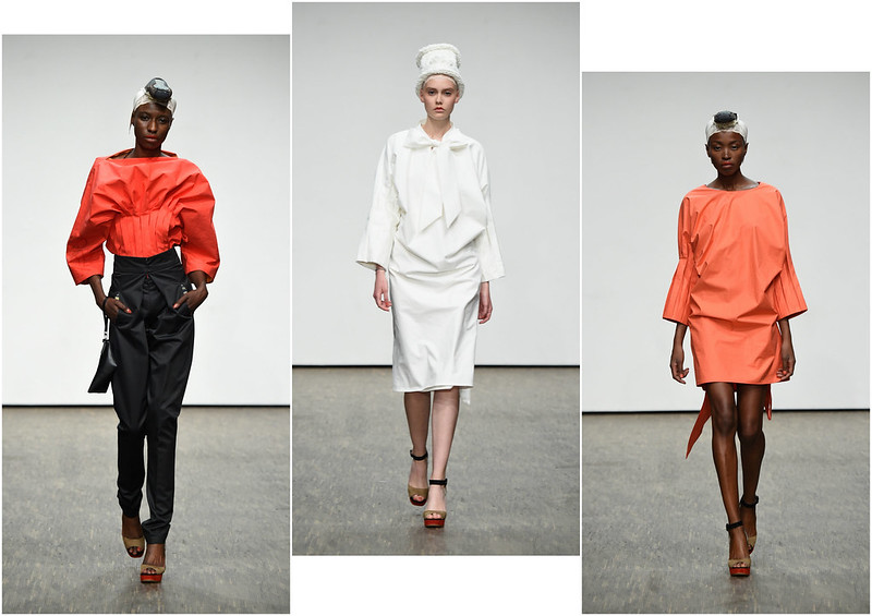 Key Looks I'vr Isabel Vollrath SS17 I Style By Charlotte