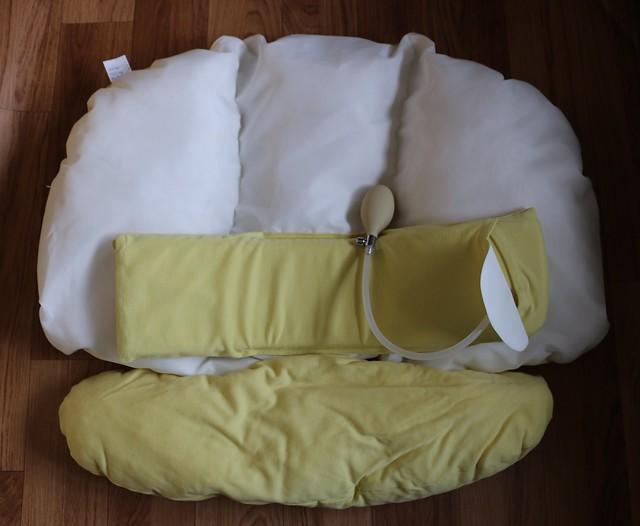 首のシワ エイジングケア枕 眠り製作所 otona Kaylee