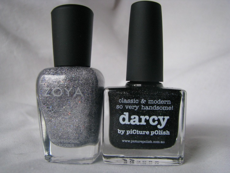picture polish tilly and darcy