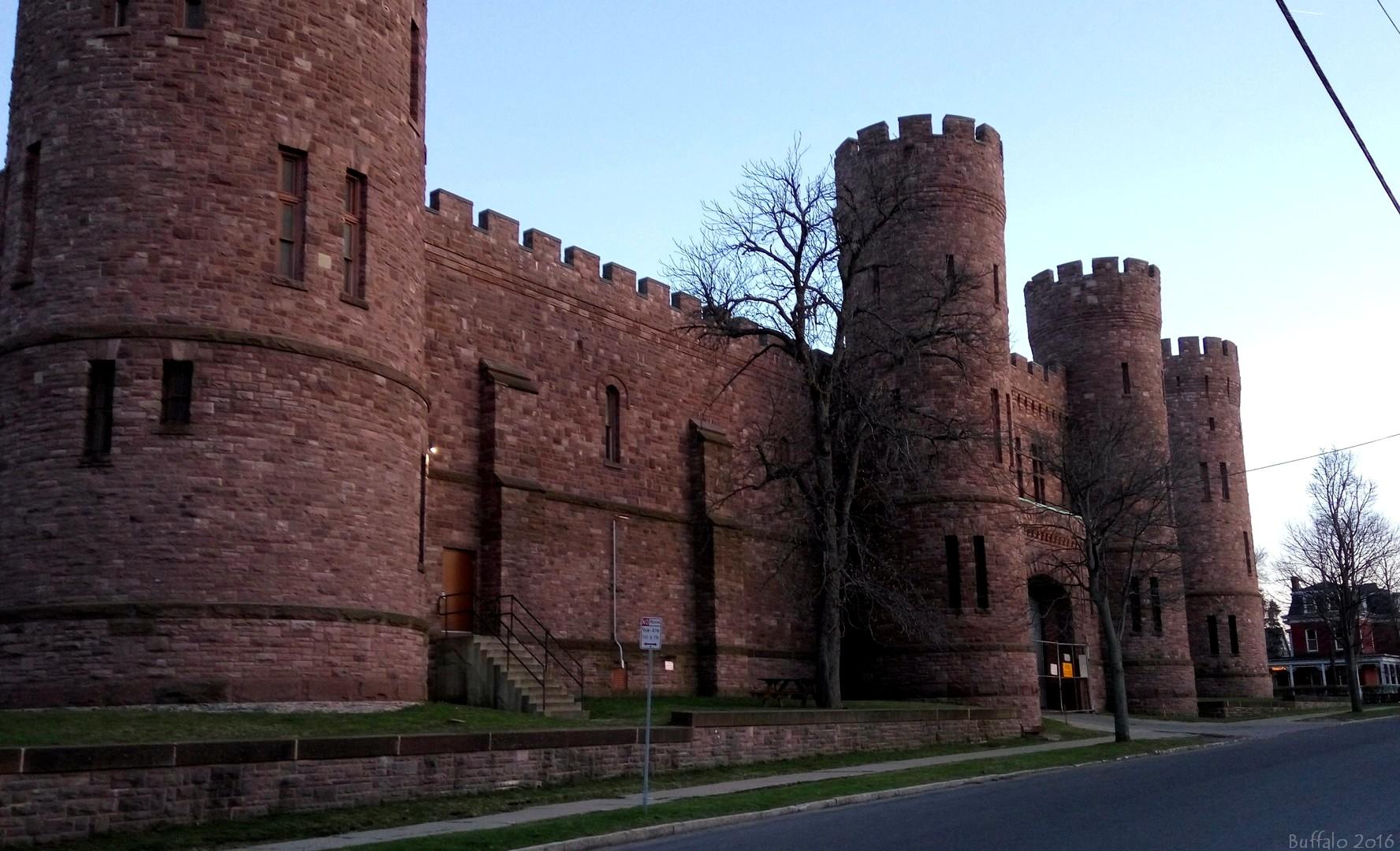 Ny State Armory, Buffalo, NY, USA