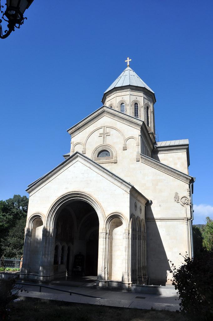 24 Церковь Кашвети