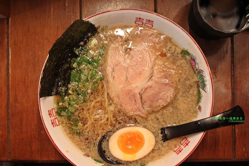 道樂屋台-士林美食-日本人在台灣的手推車拉麵 (11)