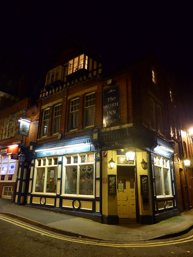 The Bush Inn, Worcester