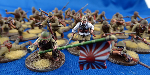 Bolt Action - Japanese Army