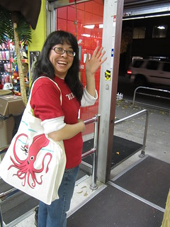 Jackie Picks: New Hungry Squid Bamboo Bag! | by Archie McPhee Seattle