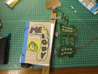 Melody's sketch book | by Mt Elliott Makerspace