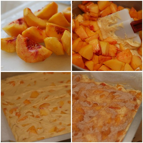 Peach Buckle collage 1 | by Food Librarian