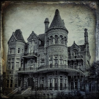 The Bishop's Palace - Haunted? | by PCsAHoot - Dipping toes in...