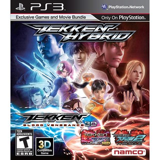 Tekken Hybrid for PS3 | by PlayStation.Blog