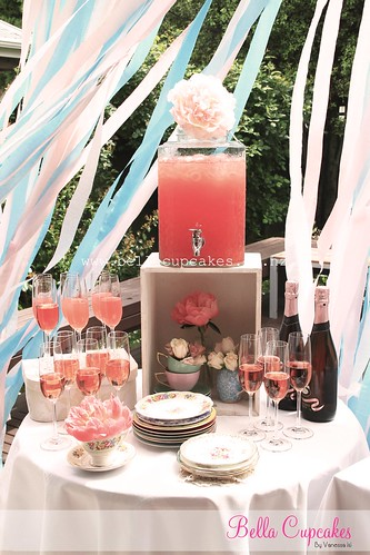 The drinks! | by Bella Cupcakes (Vanessa Iti)
