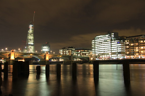 Shard on the River | by JR Aperture