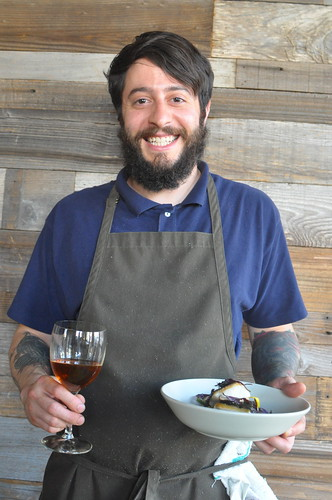 Chef Brett Cooper | by Almanac Beer