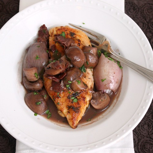 Quick Coq Au Vin | by Tracey's Culinary Adventures