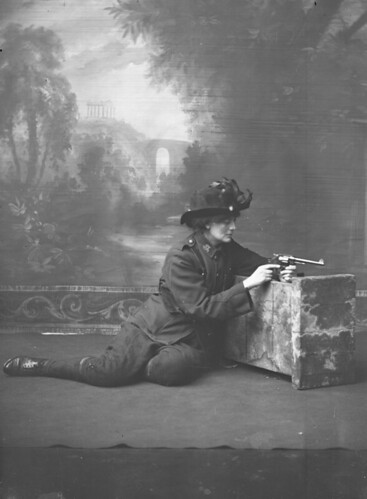 Countess Markievicz | by National Library of Ireland on The Commons