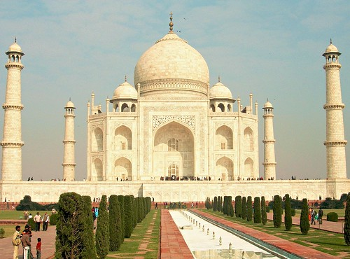 In the name of Love -  Taj Mahal | by marinfinito