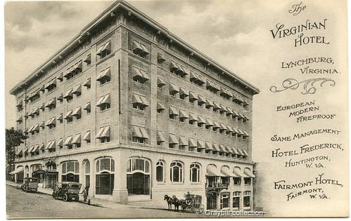 Lynchburg Virginia Post Card