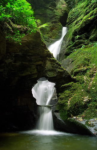 St. Nectan's Glen Waterfalls, Cornwall, UK | A magical, mystical and sacred place (1 of 10) | by ukgardenphotos