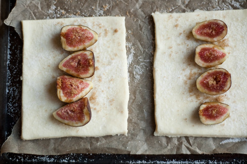 fig tarts | by TheSophisticatedGourmet