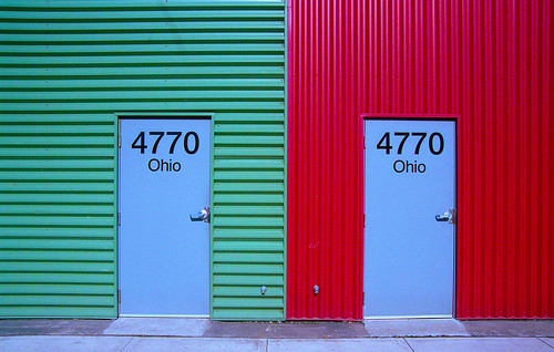 Day 198/365 - Two Doors | by Great Beyond