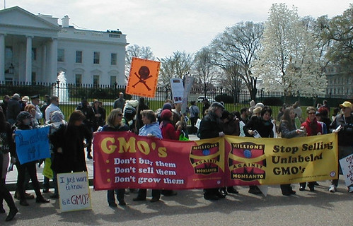 Rally for the Right2Know About GMOs March 26, 2011 | by MillionsAgainstMonsanto