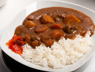 Beef curry (Japanese style) - aka Curry Rice | by maki