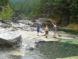 Three Pools, North Santiam | by 935heidi