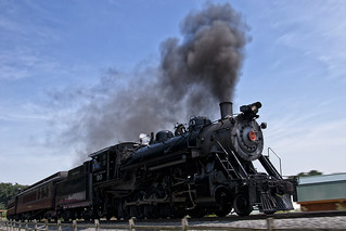 Steam Train on the Strasburg Rail Road | by Mark Haverty