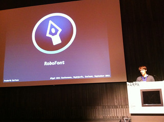 Introducing RoboFont | by Nick Sherman