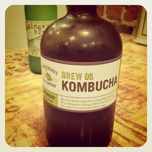 Best kombucha I've ever had | by sassyradish