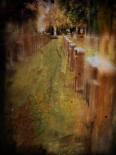 Rusty cemetary blues & other colors 6/16 | by MizzieMorawez